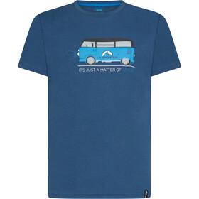 La Sportiva Van T-Shirt Heren, opal/neptune